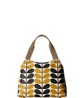 Orla Kiely - Stem Check Print Classic Zip Shoulder Bag
