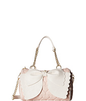 Betsey Johnson - Scallop Bow Satchel
