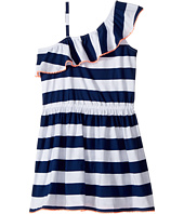 Tommy Hilfiger Kids - Yarn-Dye One Shoulder Dress (Big Kids)