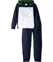 Lacoste Kids - Color Blocked Tracksuit (Little Kids/Big Kids)
