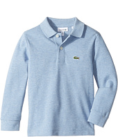 Lacoste Kids - Long Sleeve Classic Pique Polo (Infant/Toddler/Little Kids/Big Kids)