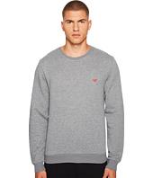 Emporio Armani - French Terry Pullover Sweatshirt