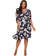 Kiyonna - Winnie Wrap Dress