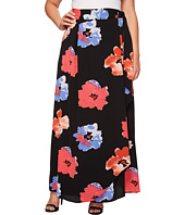 Kiyonna - Celine Chiffon Maxi Skirt