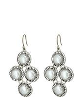 Lucky Brand - Small Pearl Chandelier Earrings