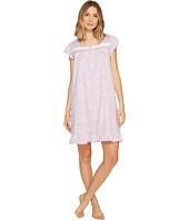 Eileen West - 100% Cotton Jersey Short Nightgown