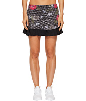 Eleven by Venus Williams - Floral Brocade Recoil Skirt 13