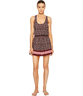 Kate Spade New York - Coronado Beach #61 Smocked Dress Cover-Up