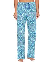 Jockey - Cotton Jersey Printed Long Pants