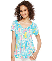 Lilly Pulitzer - Meredith Short Sleeve Tee