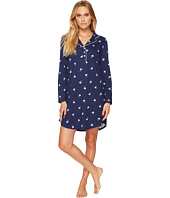 Jockey - Swan Print Long Sleeve Sleepshirt