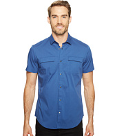 Calvin Klein - Stretch Poplin Button Down Shirt