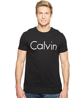 Calvin Klein Jeans - Rebel Sport Drawcord Hem T-Shirt