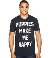 Puppies Make Me Happy - Title - Tee