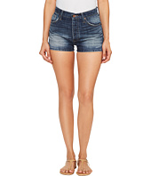 Lucky Brand - A Line Vintage Shorts in Beach City