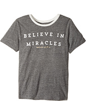 Spiritual Gangster Kids - Believe In Miracles Tee (Big Kids)