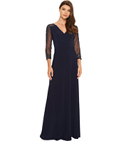 Adrianna Papell - Jersey Beaded Gown