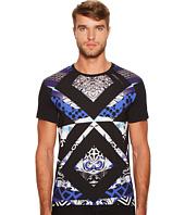 Versace Jeans - Geometric Print T-Shirt