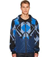 Versace Jeans - Hooded Zip-Up Jacket
