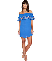 Brigitte Bailey - Micheala Off the Shoulder Embroidered Dress