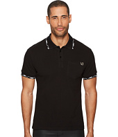 Versace Jeans - Patterned Trim Polo