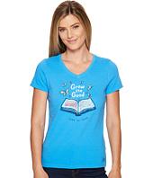 Life is Good - Grow the Good Book Crusher Vee