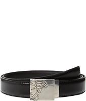 Versace Collection - Medusa Embossed Plaque Belt