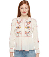 Intropia - Embroidered Blouse