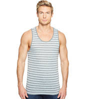 Alternative - Eco Jersey Yarn-Dye Stripe Marine Tank Top