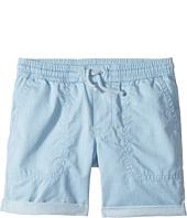 Polo Ralph Lauren Kids - Parachute Twill Rolled Shorts (Toddler)