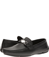 Versace Collection - Logo Plaque Driving Loafer