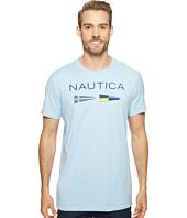 Nautica - Nautica Flags Tee