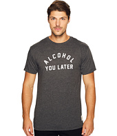 The Original Retro Brand - Alcohol You Later Short Sleeve Heathered Tee