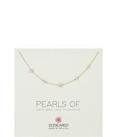 Dogeared - Multi Teeny Keshi Pearl Necklace