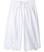 Polo Ralph Lauren Kids - Cotton Batiste Lace Hem Pants (Toddler)