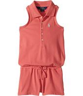 Polo Ralph Lauren Kids - Stretch Mesh Romper (Toddler)