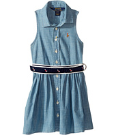Polo Ralph Lauren Kids - Chambray Shirtdress (Toddler)