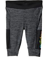 adidas Kids - Space Dye Melange Jogger Pants (Toddler/Little Kids)