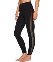 Beyond Yoga - Sheer Illusion High Waist Midi Leggings