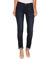 Mavi Jeans - Emma Slim Boyfriend in Deep Brushed Tribeca