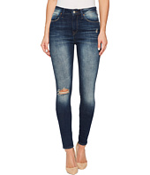 Mavi Jeans - Lucy High-Rise Super Skinny in Ocean Blue Vintage