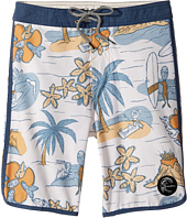 O'Neill Kids - Hyperfreak Nick Simich Boardshorts (Big Kids)