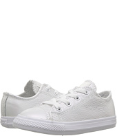 Converse Kids - Chuck Taylor All Star Iridescent Leather - Ox (Infant/Toddler)