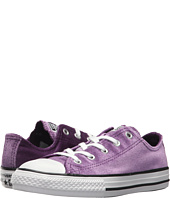 Converse Kids - Chuck Taylor All Star Velvet - Ox (Little Kid/Big Kid)