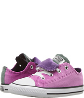 Converse Kids - Chuck Taylor All Star Velvet Double Tongue - Ox (Infant/Toddler)