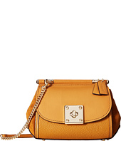 COACH - Mixed Leather Drifter Crossbody