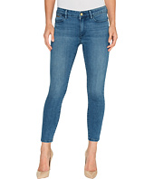 Ivanka Trump - Denim Skinny Ankle Jeans in Vintage Blue