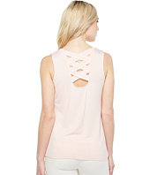 Ivanka Trump - Cross-Back Tank Top