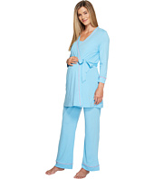 Cosabella - Bella Maternity Three-Piece PJ Set