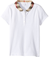 Burberry Kids - Zadie Polo Shirt (Little Kids/Big Kids)